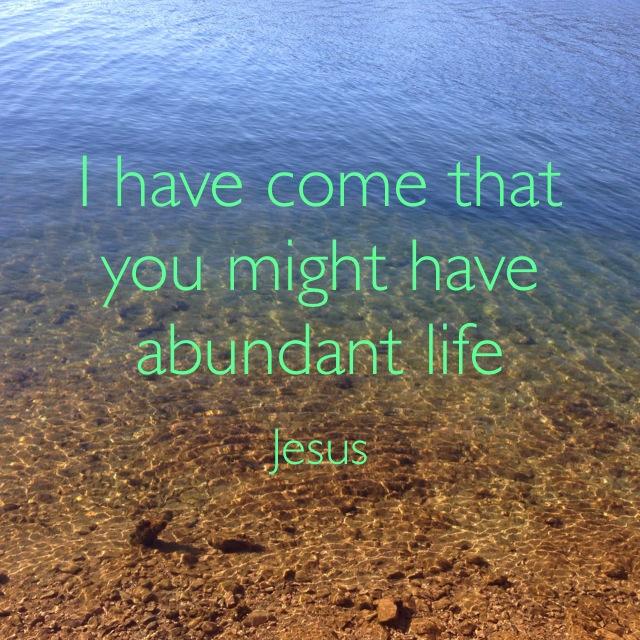 Abundant Living September 9, 20...